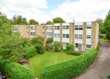 Thumbnail 2 bedroom flat for sale in Woodview Court, Queens Road, Weybridge, Surrey