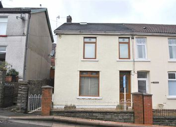 Thumbnail 3 bed terraced house for sale in Llanwanno Road, Mountain Ash, Rhondda Cynon Taff