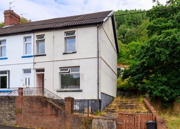Thumbnail 3 bed end terrace house for sale in Oaklands, Mid Glamorgan, Merthyr Vale