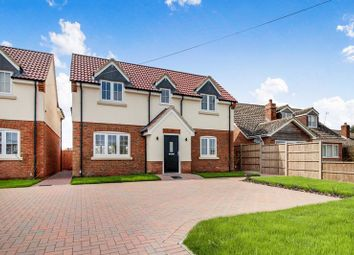 Thumbnail 3 bed detached house for sale in Colmworth Road, Little Staughton, Bedford