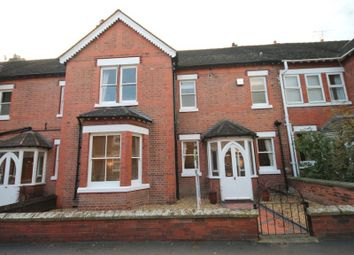 Thumbnail 4 bed terraced house for sale in Victoria Road, Market Drayton