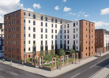 Thumbnail 1 bed flat for sale in Iliad Street, Liverpool