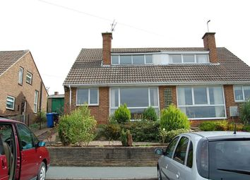 Thumbnail 3 bed semi-detached house to rent in Edale Close, Allestree, Derby