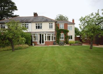Thumbnail 5 bed semi-detached house for sale in Hepscott, Morpeth