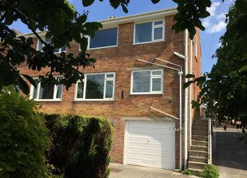 Thumbnail 3 bed semi-detached house for sale in Penybont Road, Aberystwyth, Ceredigion