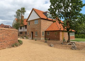 Thumbnail 4 bed semi-detached house for sale in Denham Lane, Chalfont St. Peter, Gerrards Cross, Buckinghamshire