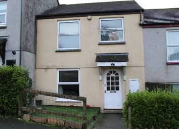 Thumbnail 3 bed terraced house for sale in Churchlands, East Looe, Cornwall