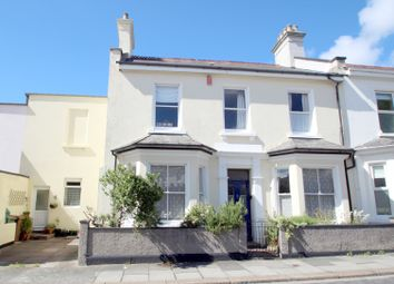 Thumbnail 4 bed terraced house for sale in Portland Road, Stoke, Plymouth