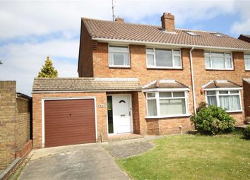 Thumbnail 3 bed semi-detached house for sale in Thurlestone Road, Parklands, Swindon