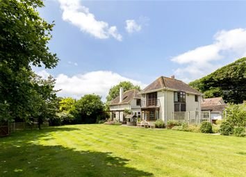 Thumbnail 4 bed detached house for sale in Climping Street, Climping, Littlehampton, West Sussex