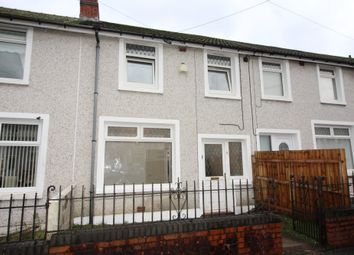 3 bed terraced house for sale in Pendarren Street, Penpedairheol, Hengoed CF82