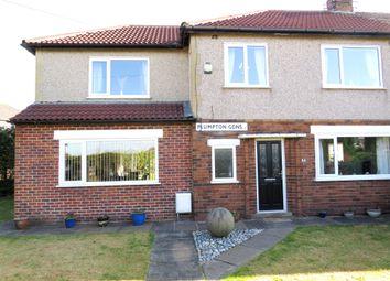 Thumbnail 4 bedroom semi-detached house for sale in Plumpton Gardens, Wrose, Bradford