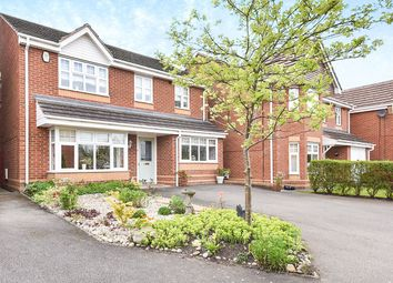 Thumbnail 4 bed detached house for sale in Occupation Road, Albert Village, Swadlincote