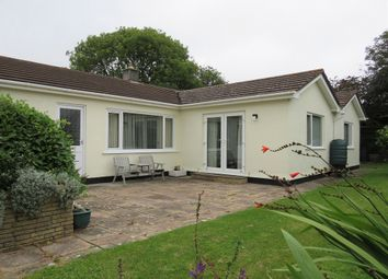 Thumbnail 3 bedroom detached bungalow for sale in Packet Lane, Rosudgeon, Penzance, Cornwall.