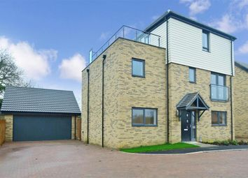 Thumbnail 4 bed detached house for sale in Chigwell Grove, Park View, Chigwell, Essex