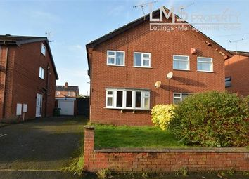 Thumbnail 3 bed semi-detached house to rent in John Street, Winsford