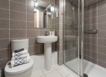 Thumbnail 2 bedroom flat for sale in The Oval, Stafford