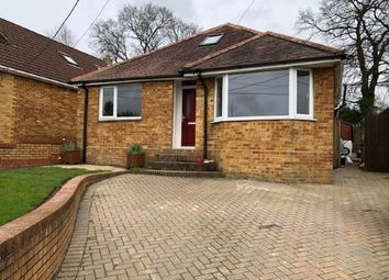 Thumbnail 4 bed bungalow for sale in Solent Avenue, Southampton