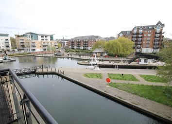 Thumbnail 2 bed flat to rent in Canute House, Durham Wharf Drive