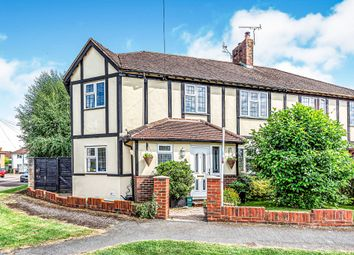 Thumbnail 4 bed semi-detached house for sale in Tynedale Road, Strood Green, Betchworth