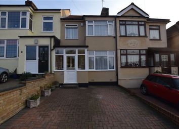 Thumbnail 3 bed terraced house for sale in Bellevue Road, Romford