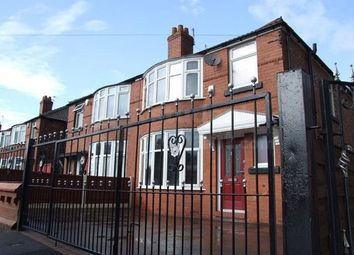 Thumbnail 4 bed shared accommodation to rent in Mornington Crescent, Manchester, Greater Manchester