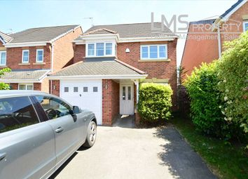 Thumbnail 4 bed detached house to rent in Thrush Way, Winsford