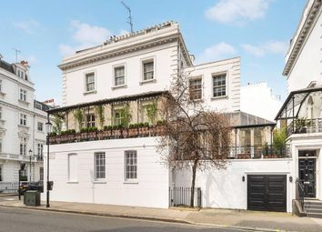 Thumbnail End terrace house for sale in Ovington Square, London