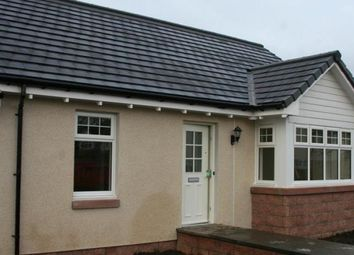 Thumbnail 2 bed semi-detached house to rent in Lord Lyell Drive, Kinnordy, Kirriemuir
