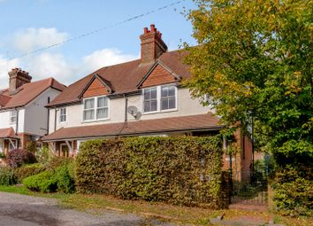 Thumbnail 4 bed semi-detached house for sale in New Road, Forest Green, Dorking