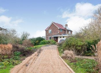 Hamsey Road, Barcombe, Lewes, East Sussex BN8. 3 bed detached house for sale