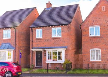 Thumbnail 3 bed detached house for sale in First Avenue, Atherton, Manchester