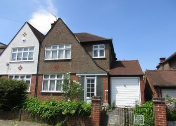Thumbnail 3 bed semi-detached house for sale in Rydal Gardens, Wembley
