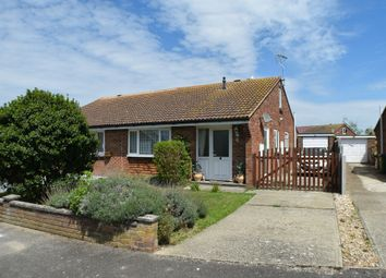 Thumbnail 2 bed semi-detached bungalow for sale in Beechwood Close, St. Marys Bay, Romney Marsh