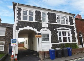 Thumbnail 1 bed flat for sale in Granby Gardens, Granby Street, Newmarket