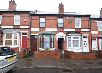 Thumbnail 2 bedroom terraced house to rent in Waverley Road, Wednesbury, West Midlands