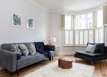 Thumbnail 1 bed flat to rent in 16 Epirus Road, London