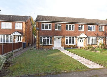 Thumbnail 3 bed end terrace house for sale in Quebec Gardens, Blackwater, Camberley