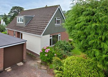 Thumbnail 4 bed detached bungalow for sale in Upcottmead Road, Tiverton