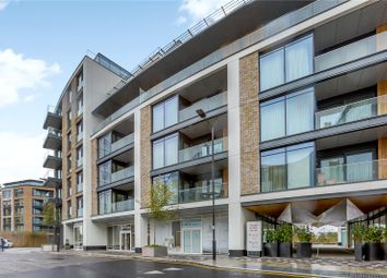 Thumbnail 3 bedroom flat for sale in Lighterman Tower, 1 Harbour Avenue, London