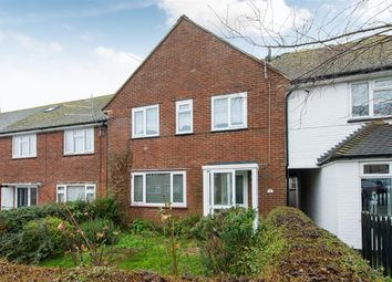 Cambridge Road, Canterbury CT1. 3 bed terraced house for sale