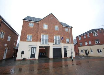 Thumbnail 3 bed property to rent in Jeque Place, Burton Upon Trent, Staffordshire