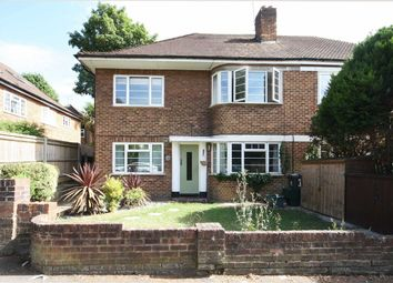 Thumbnail 3 bed flat to rent in New Road, Kingston Upon Thames