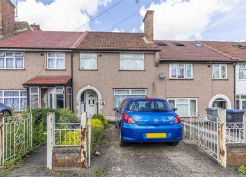 Thumbnail 3 bed terraced house for sale in Selsdon Road, London