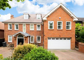 Thumbnail 5 bed detached house to rent in Milespit Hill, London