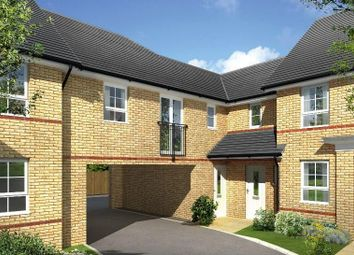 "Thumbnail 1 bed terraced house for sale in ""Stroud"" at Carters Lane, Kiln Farm, Milton Keynes"