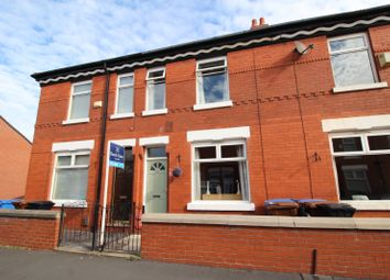 Thumbnail 2 bed terraced house for sale in Luton Road, Reddish, Stockport, Cheshire