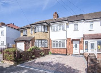 Thumbnail 3 bed terraced house for sale in Dulverton Road, Ruislip, Middlesex, Middlesex