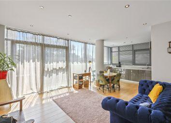 Thumbnail 2 bed flat to rent in Craig Tower, 1 Aqua Vista Square, London