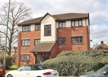 Thumbnail 2 bed flat to rent in Clover Way, Hackbridge